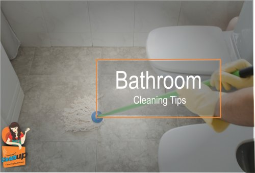 T-20 Bathroom Cleaning Tips (Part II)